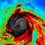 Grace se intensifica a categoría 3 cerca de impactar Veracruz