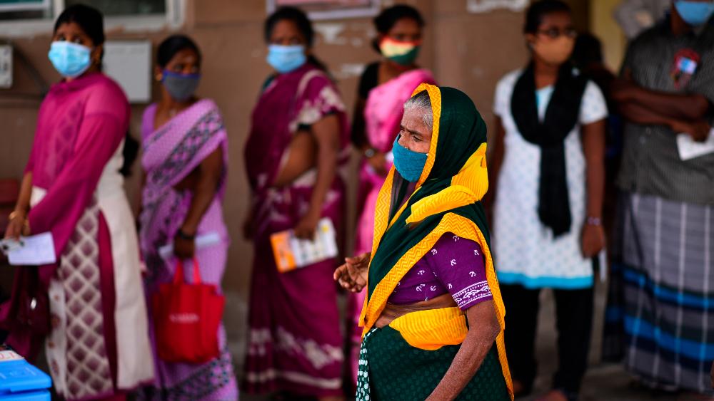 India coronavirus covid 19