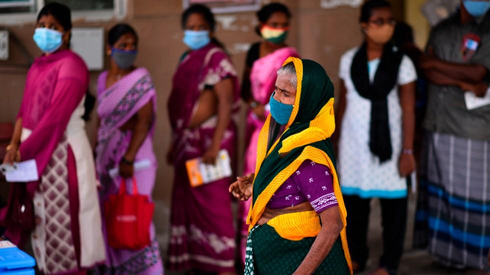 India baja a 25 mil casos diarios de COVID-19 por primera vez en 5 meses - India coronavirus covid 19