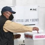 Gana el SÍ en la consulta popular de México; fue exitosa, señala Córdova
