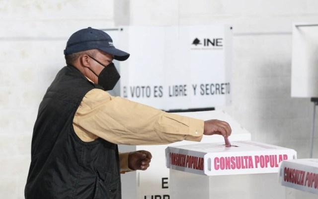 La consulta ciudadana y la revocación de mandato en duda; así lo explica Lorenzo Córdova - INE consulta popular México Instituto Nacional Electoral