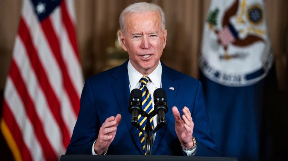 Biden dará este lunes un discurso a la nación sobre Afganistán - Joe Biden