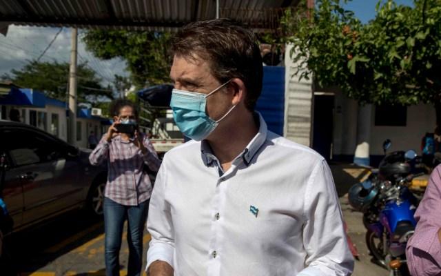 Policía de Nicaragua confirma arresto del gerente general de La Prensa - Juan Lorenzo Holmann La Prensa Nicaragua