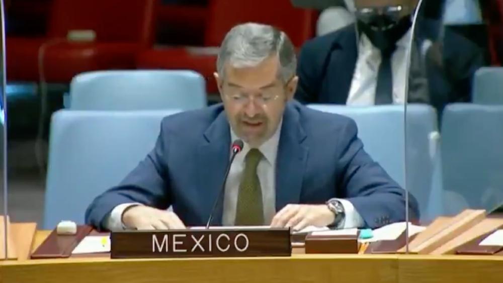 Hay que aclarar origen de armas químicas en Siria para resolver conflicto: De la Fuente