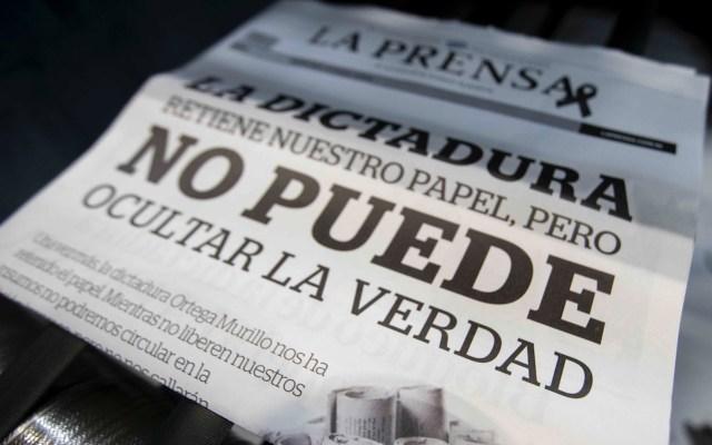 Trasladan al gerente de La Prensa a complejo carcelario en Nicaragua - Trasladan al gerente de La Prensa a complejo carcelario en Nicaragua. Foto de EFE