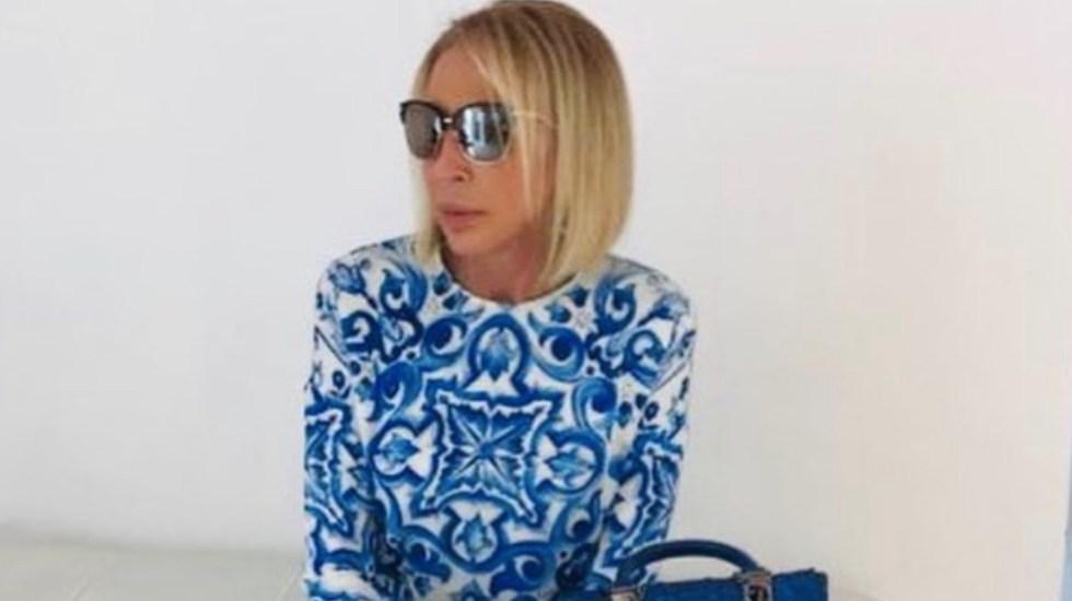 Acusan de delito fiscal y vinculan a proceso a Laura Bozzo - Acusan de delito fiscal y vinculan a prisión a Laura Bozzo. Foto de Instagram Laura Bozzo