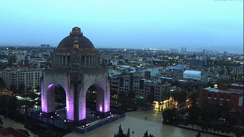 Activan Alerta Naranja en Ciudad de México por lluvias - Activan Alerta Naranja en Ciudad de México por lluvias . Foto de Webcams de México