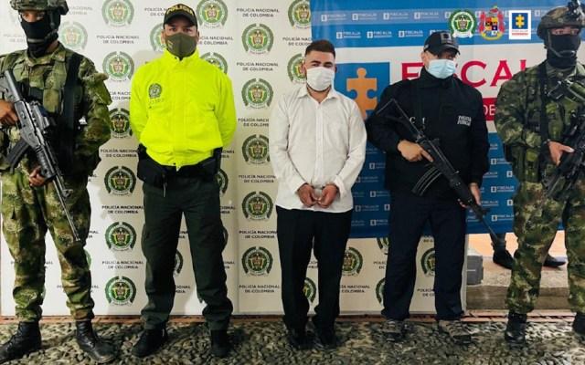 Cabecilla de la mayor banda criminal de Colombia es detenido en su boda - Machete Colombia boda Clan del Golfo