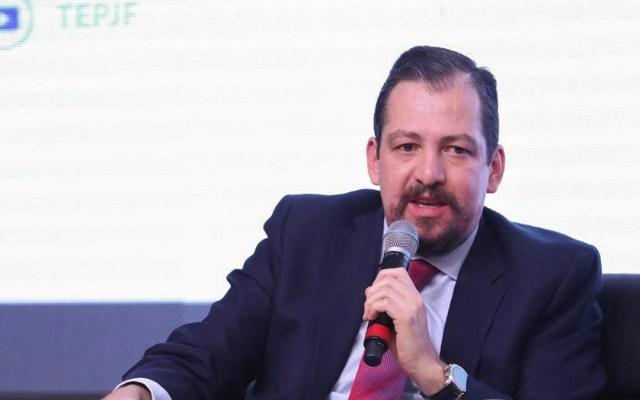 Suprema Corte rechaza admitir a trámite controversia del magistrado Vargas contra destitución - Magistrado José Luis Vargas