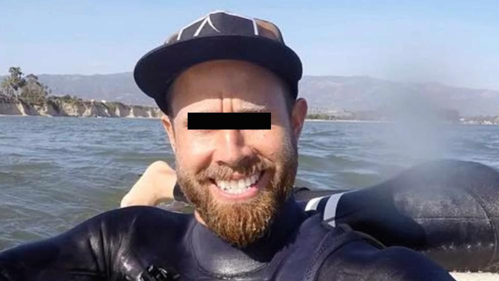 Detienen a estadounidense que apuñaló y mató a sus hijos en Rosarito, Baja California - Matthew Taylor Coleman estadounidense Rosarito
