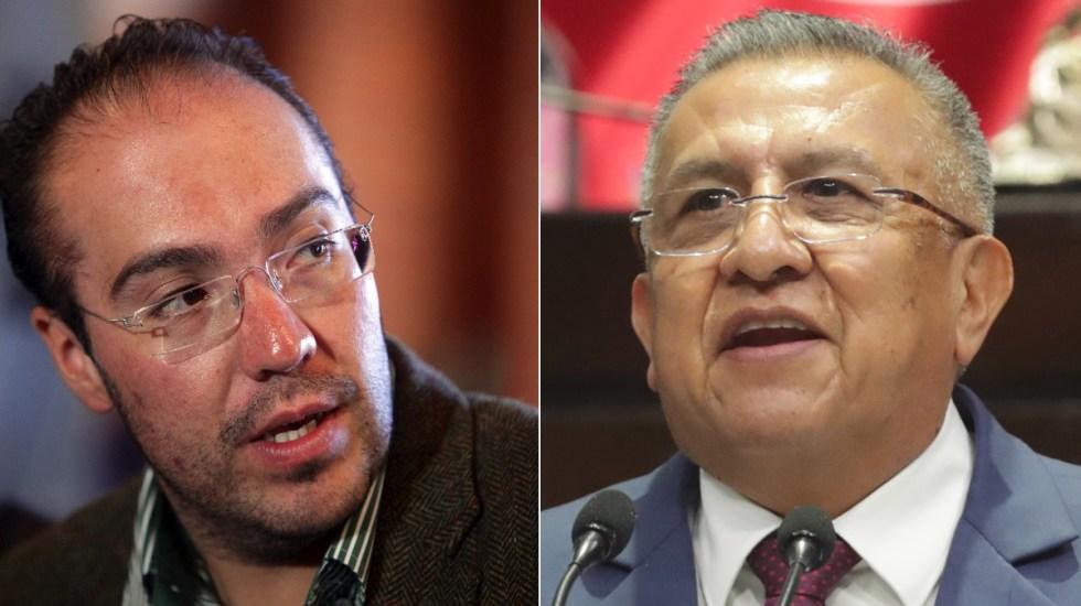 Preparan ficha roja de Interpol contra Toledo y catean casa de Huerta - Mauricio Toledo y Saúl Huerta