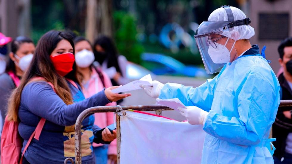 México suma cuatro semanas con reducción de casos por COVID-19 - México coronavirus CDMX covid