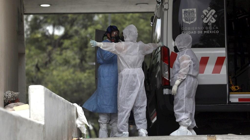 Otra vez México reporta más de mil muertos por COVID-19 en 24 horas - México COVID-19 coronavirus pandemia epidemia