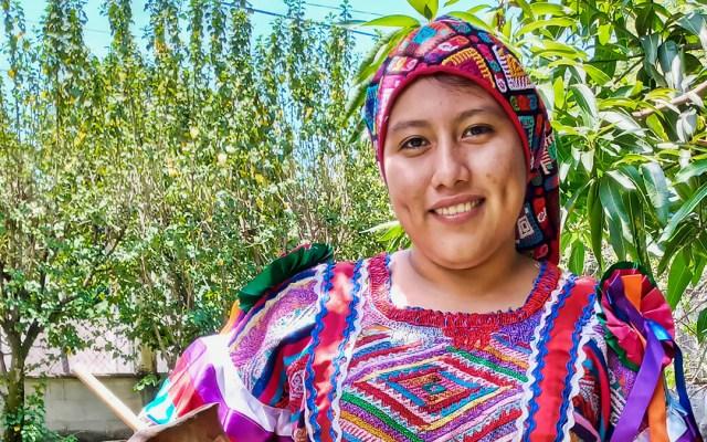 Claves del Día Internacional de los Pueblos Indígenas en México - Mujer indígena de Chinantla, Oaxaca
