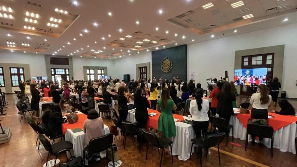 Mujeres celebran histórico número de políticas electas en México - Mujeres celebran histórico número de políticas electas en México. Foto de Inmujeres