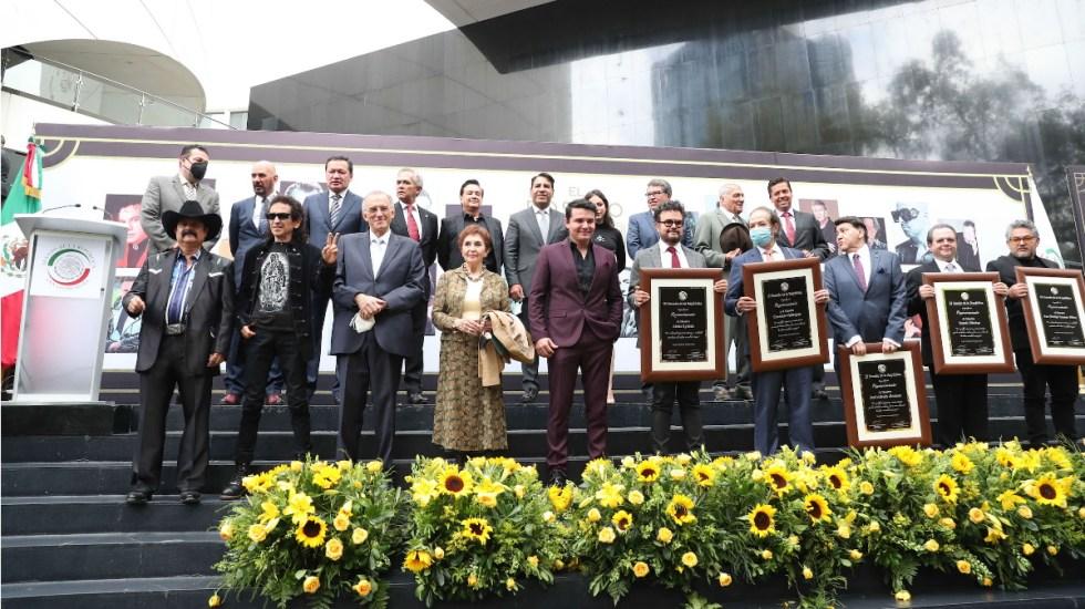 Reconoce Senado a compositores y autores mexicanos - Músicos compositores mexicanos Senado reconocimiento