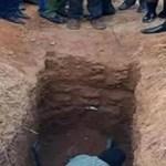 #Video Pastor en Africa intenta emular a Cristo y muere enterrado vivo