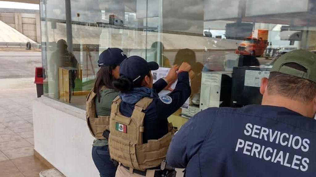Continúan operativos en carretera Monterrey-Nuevo Laredo, Tamaulipas - Continúan operativos en la carretera Monterrey-Nuevo Laredo. Foto de Gobierno de Tamaulipas