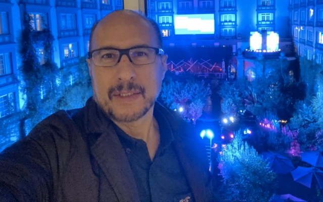 Los 300 Líderes; entrevista con Raúl Ferráez - Raul Ferráez