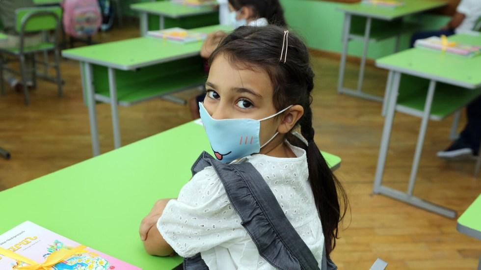 OMS y Unicef piden a los países que abran las escuelas con el inicio del curso - Reapertura de escuelas