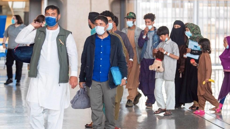 Estados Unidos eleva a 125 mil la admisión de refugiados para 2022 - Refugiados de Afganistán. Foto de EFE / Archivo