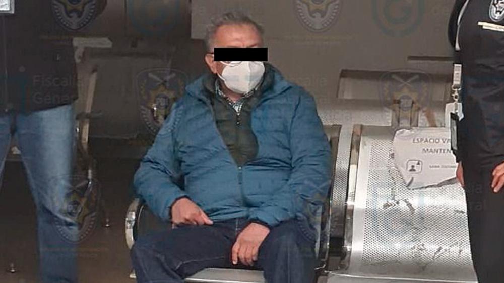 Saúl Huerta obtuvo suspensión provisional contra detención - Saúl Huerta