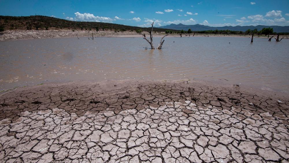 Nuevas enfermedades, migración y calor: el cambio climático en la salud - sequía extrema México