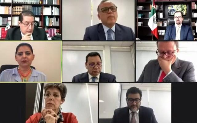 Crisis en el TEPJF: magistrados destituyen a Vargas, investigado por enriquecimiento ilícito - Sesión Tribunal Electoral del Poder Judicial de la Federación TEPJF