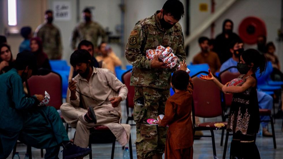 EE.UU. desalojó a 25 mil personas en la última semana de Afganistán - soldados de estados unidos en afganistán