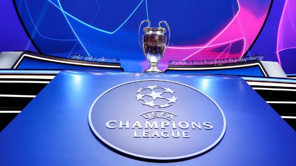 Así quedaron los grupos para la Champions League 2021-2022 - sorteo grupos Champions 21 22