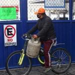 Paro de gaseros 'pone de rodillas' a oriente de la CDMX; Sener niega desabasto - Suspensión de venta de gas LP por paro nacional de gaseros