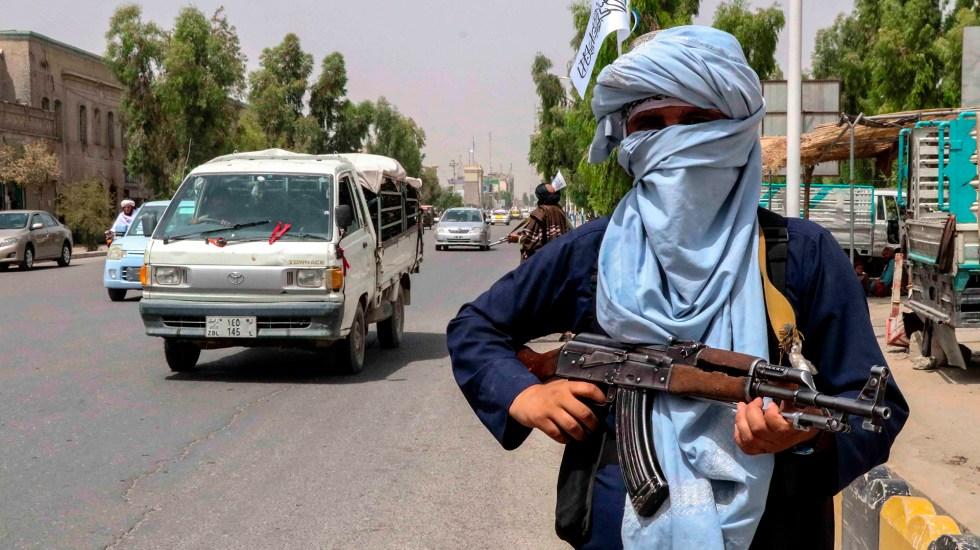 Talibanes cumplen una semana en el poder en Afganistán - Talibán en Afganistán