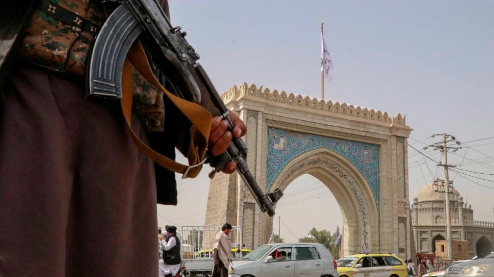 Talibanes prometen respetar derechos de mujeres, pero dentro de leyes islámicas - Talibanes Afganistan Kandahar