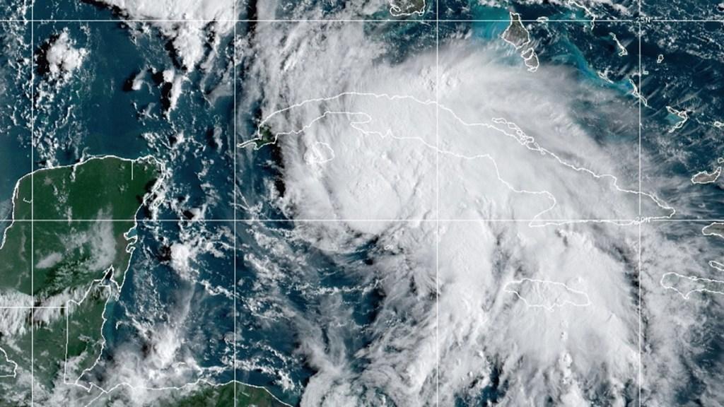 Tormenta tropical Ida amenaza a Cuba mientras se fortalece rumbo a EE.UU. - Tormenta tropical Ida