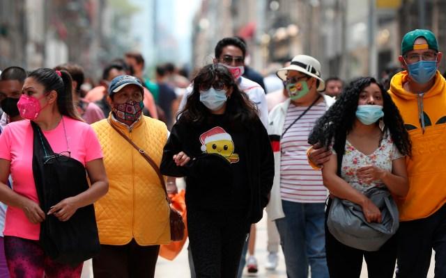 México supera las 283 mil muertes por COVID-19 - Semáforo México COVID-19