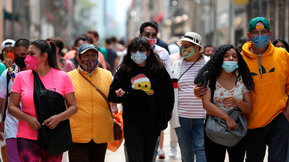 México registró en las últimas 24 horas 6 mil 320 casos y 420 muertes por COVID-19 - Semáforo