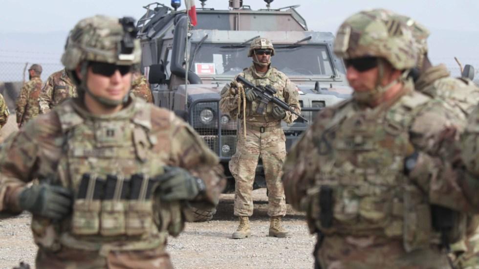 Biden autoriza envío de otros mil soldados a Afganistán; suman ya 7 mil tropas - tropas soldados EEUU