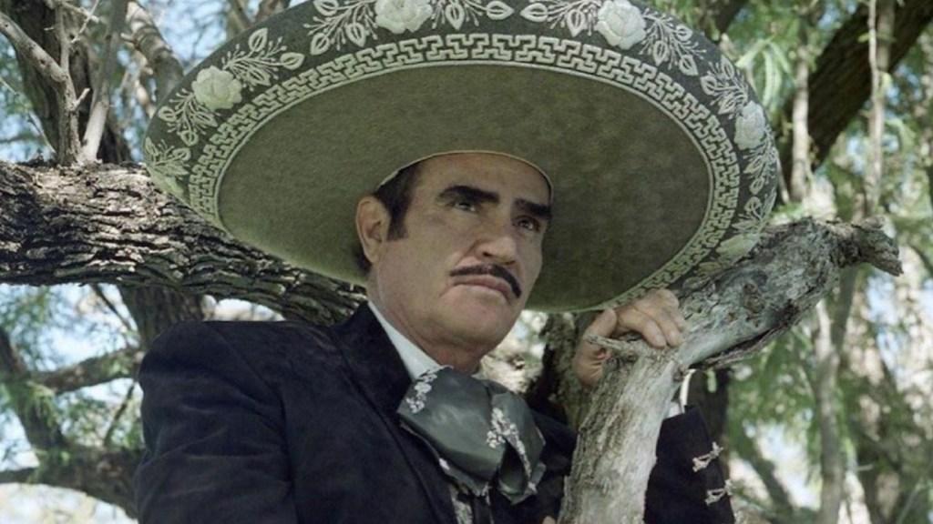 Descartan daño cerebral de Vicente Fernández - Descartan daño cerebral de Vicente Fernández; continúa grave. Foto de Instagram Vicente Fernández