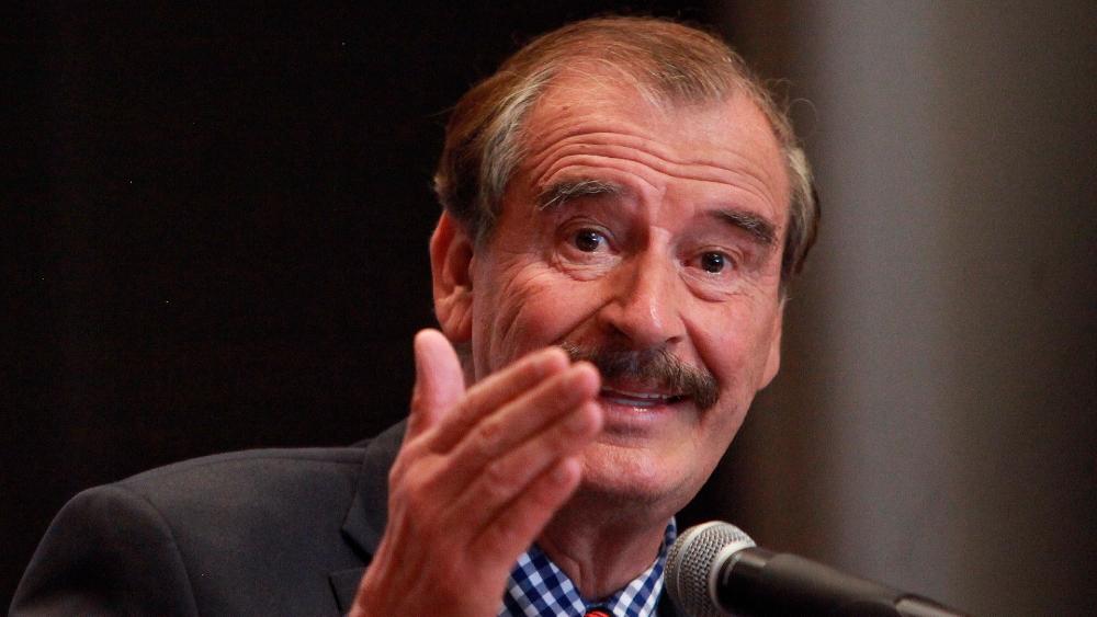 AMLO desea pronta recuperación a Fox, Sahagún y Maru Campos - Vicente Fox