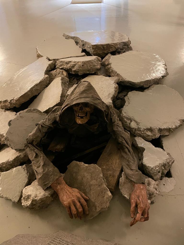 El Museo de brujería y hechicería de Islandia