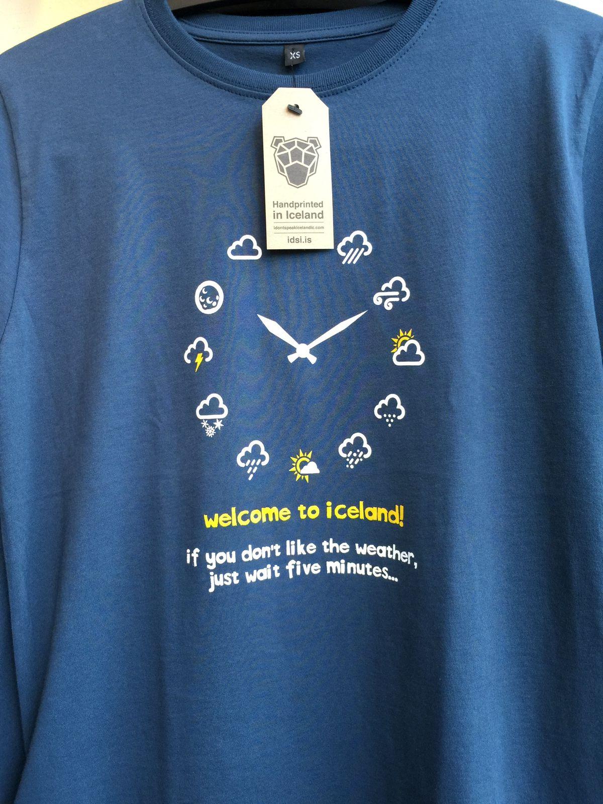 Souvenir de Islandia