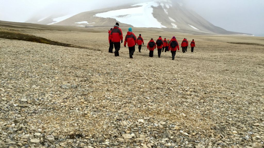 El desierto polar, uno de los lugares más fríos y secos del planeta - Desiertos Polares