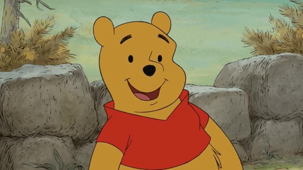 Winnie the Pooh cumple 100 años - Winnie the Pooh. Foto de @WinniethePooh