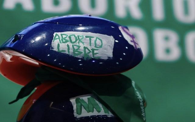 Mujeres de México usan un robot para desafiar la prohibición del aborto - Foto de EFE