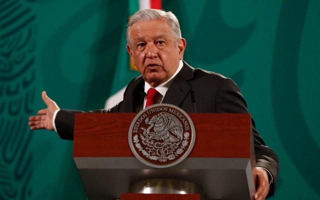 López Obrador reconoce interés del Reino Unido en integrarse al T-MEC - AMLO López Obrador Reino Unido