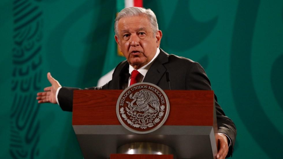 Asamblea de AMLO del 20 de noviembre sería solo con personas completamente vacunadas contra COVID-19 - AMLO López Obrador Reino Unido 20 de noviembre