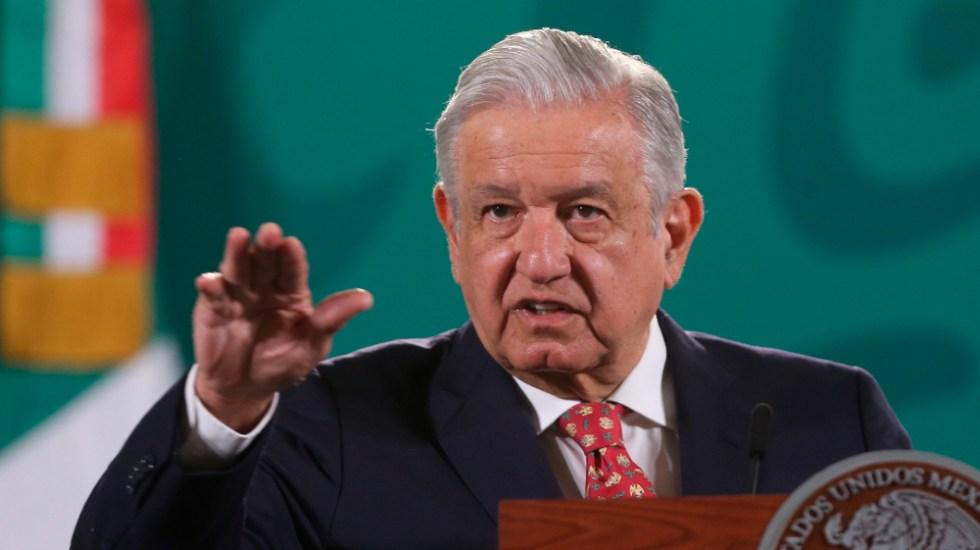"""""""Amor y paz"""": AMLO prefiere 'no polemizar' sobre declaraciones de Aznar - AMLO López Obrador nota objeción Aznar"""