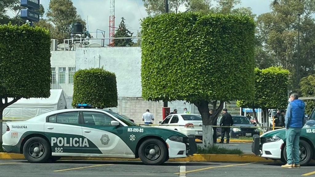 Asesinan a mujer en estacionamiento de Walmart en Coyoacán - Asesinato de mujer en estacionamiento de Walmart Miramontes, en Coyoacán