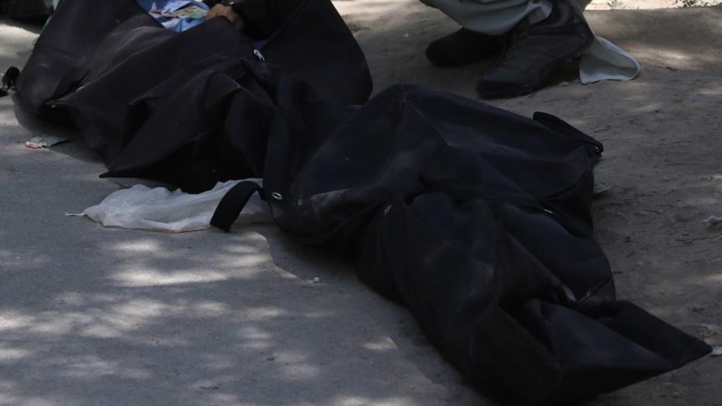 Al menos 2 muertos en primer atentado en Afganistán tras retiro de EE.UU. - Al menos 2 muertos en primer atentado en Afganistán tras retiro de EE.UU. Foto de EFE