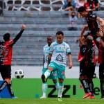 Atlas vence al León y asalta al tercer lugar del Apertura 2021 - Atlas León